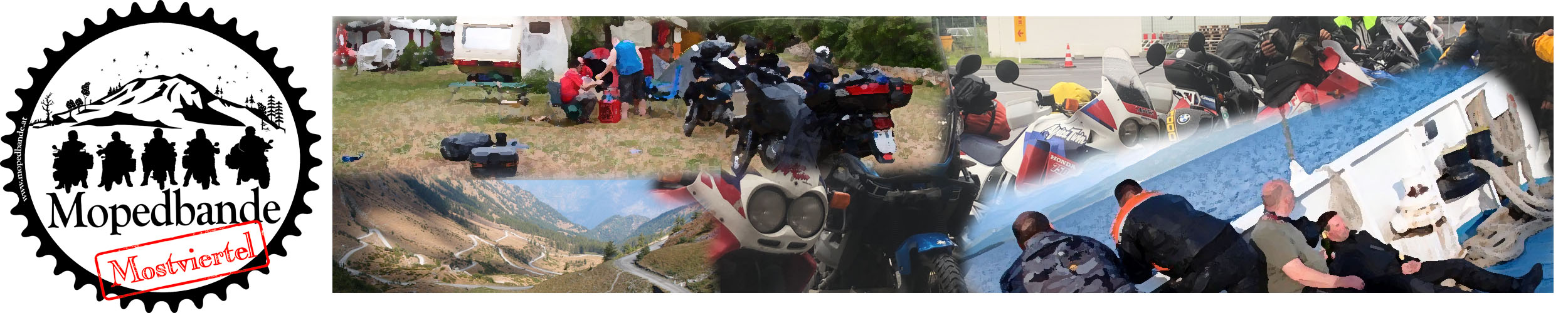 Mopedbande Mostviertel